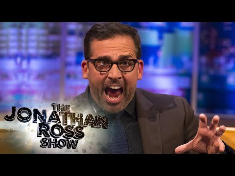 Jonathan Ross - Steve Carell talks about his scary experience when getting his hip replaced and how the anaesthetic didn't quite kick in when he wanted. Subscribe to The Jon...