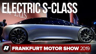 Meet the Mercedes-Benz Vision EQS concept, the electric S-Class of the future by Roadshow