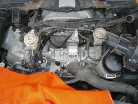 Mercedes Benz S500 Repair Broken Bolt