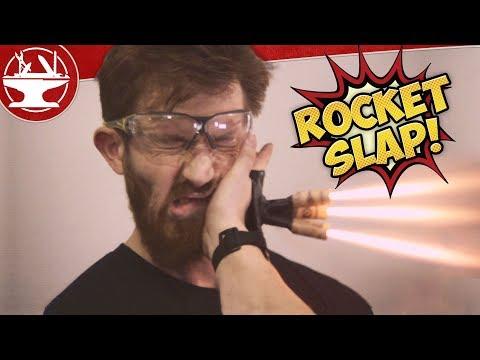 I GOT ROCKET SLAPPED!