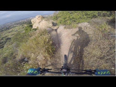 DISCOVERING NEW MTB TRAILS! | Mountain Biking Rainbow Rd Trails