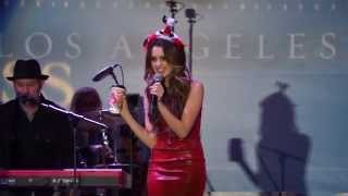 Boombox - Laura Marano - Citadel Outlets LA-very 1st live performance