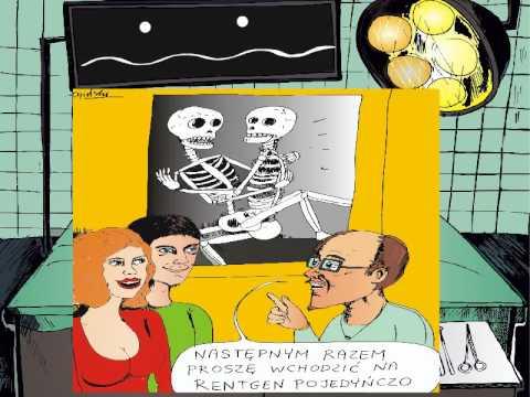 Satyra na lekarzy i pielęgniarki. Śmieszne rysunki NFZ