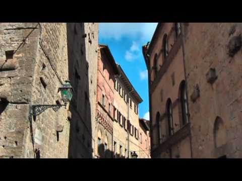 Volterra an important Etruscan center