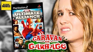 Marvel Ultimate Alliance (Is Bad) - Caravan Of Garbage
