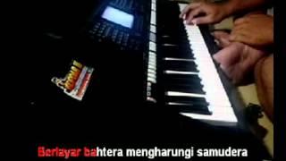 Video Bahtera Cinta Karaoke Yamaha PSR S750 MP3, 3GP, MP4, WEBM, AVI, FLV November 2017