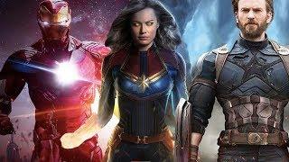 Video HUGE Avengers Endgame CLUE Given In Avengers Infinity War To Unite Heroes MP3, 3GP, MP4, WEBM, AVI, FLV Maret 2019