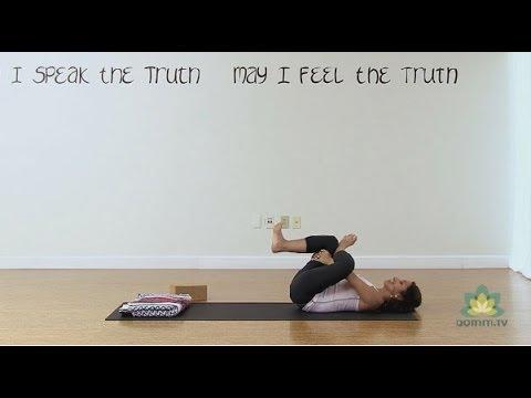 Yoga online – Yoga para lumbares y nervio ciático