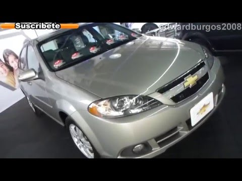 chevrolet optra 2013 colombia video de carros auto show medellin 2012 FULL HD