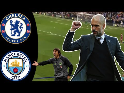 Inside Guardiola's Mind   Chelsea vs Manchester City Tactical Analysis