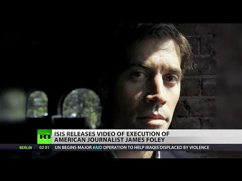 islamic - The radical Islamic State released videos and photos on YouTube Tuesday night, purportedly showing the beheading of American journalist James Foley. The US National Security Council is working...
