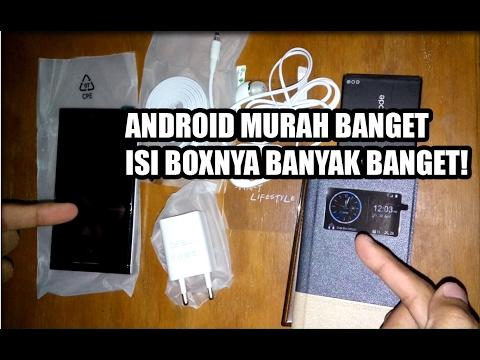 Unboxing Brandcode B9 - Android 200 Ribuan Tapi Banyak Isinya!