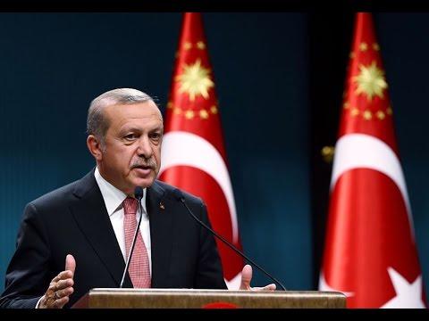 Cumhurbaşkanı Erdoğan'a Arkadaşlarından Sürpriz Doğum Günü