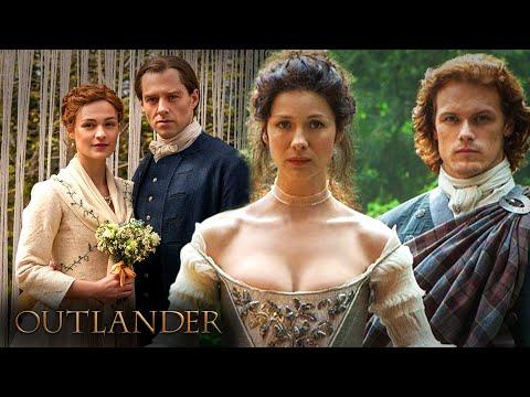 Every Outlander Wedding | Outlander