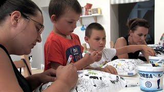 Rodinné centrum Mohelníček baví děti i o prázdninách