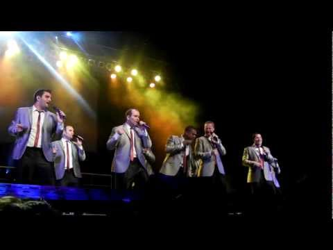 Straight No Chaser - Forget You, Baby, Bad Romance, Poker Face - live Tampa 12/23/11