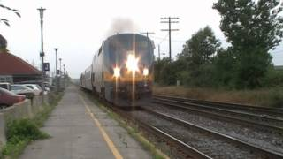 Dorval (QC) Canada  city photos : Railfanning Dorval, QC Station - Part 2