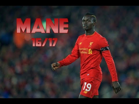 Sadio Mané || 16/17 || The Pace Demon || Goals, skills and assists ||