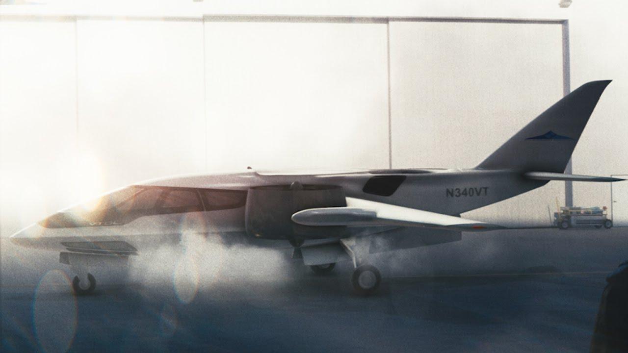 Представлен доступный самолёт с вертикальным взлётом для полётов на работу