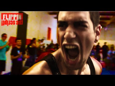 tricking - This is a MARTIAL ARTS TRICKING battle. Tricking is an artform derived from the martial arts, where the practitioner (tricker) incorporates acrobatics with o...