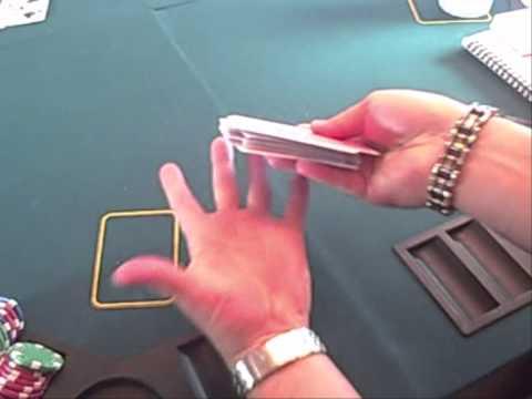 Účinné míchání karet(na poker)