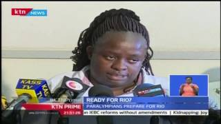 9 Kenyan Paralympians Expected To Take Part In The Rio Games