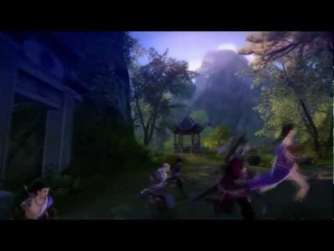 Watch Age of Wulin - Browser Game Trailer