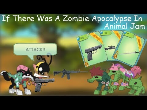 Video If There Was A Zombie Apocalypse In Animal Jam download in MP3, 3GP, MP4, WEBM, AVI, FLV January 2017