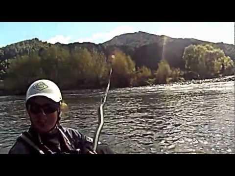 White Water Kayaking River Olympics