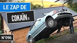 Zap zap - Le Zap de Cokaïn.fr n°096
