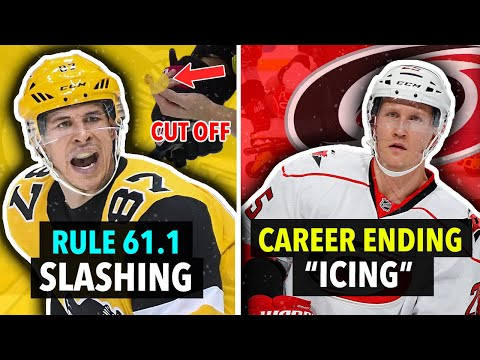 5 Players That FORCED Rule Changes In The NHL