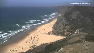 Vila Do Bispo Portugal  city pictures gallery : Praia Cordoama Vila do Bispo Algarve Portugal HD)