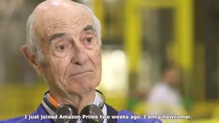 """El """"Abuelos Day """", una iniciativa diferente de Amazon"""