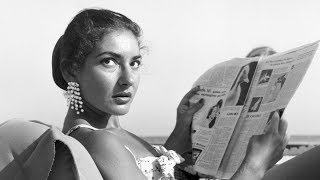 Maria Callas (12/2/1923 -- 9/16/1977) was born in New York City to Greek parents. The uniqueness of her angelic voice and her unmatched artistry of interpret...