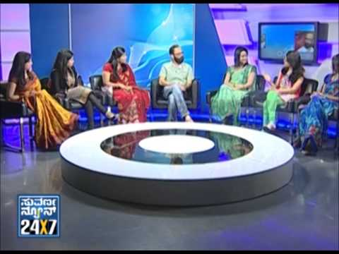 Video Seg _ 1 - Guru Prasad with Suvarna girls - 10 Mar 2013 - Suvarna News download in MP3, 3GP, MP4, WEBM, AVI, FLV January 2017
