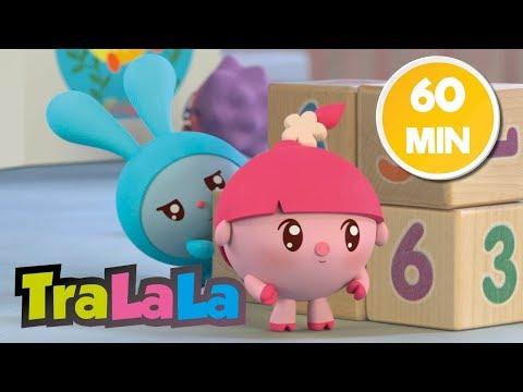 BabyRiki 60MIN (Piua) - Desene animate   TraLaLa
