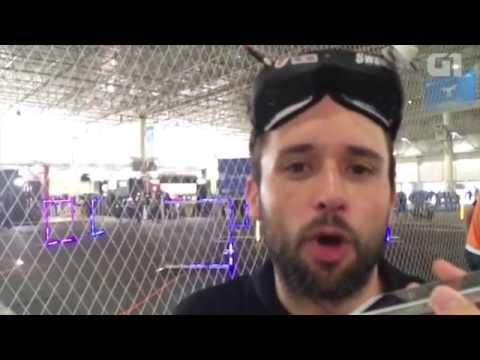 1º Campeonato Brasileiro de Corrida de Drone - Campus Party