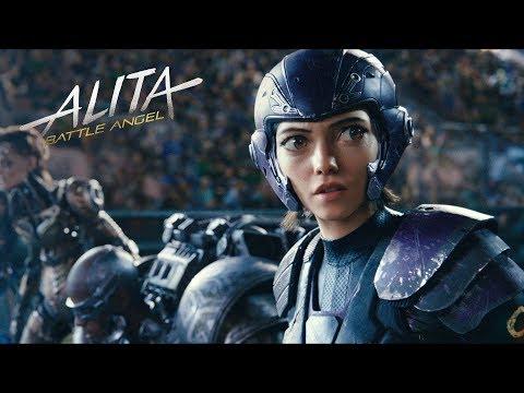 Alita: Battle Angel - Featurette Latest Official