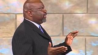 TD Jakes - Nothing Just Happens