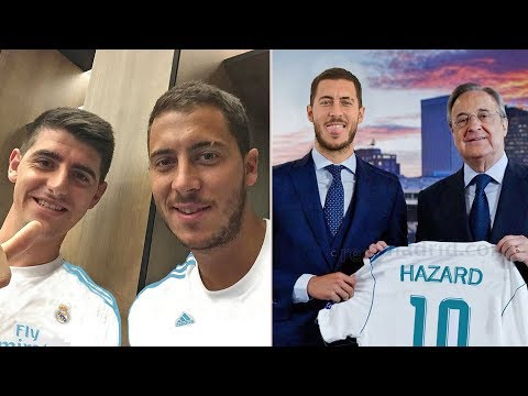Hazard Welcome To Real Madrid? Confirmed & Rumours Summer Transfers 2018 |HD