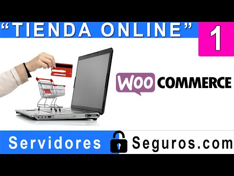 CREAR TIENDA VIRTUAL E-COMMERCE, WOOCOMMERCE Y WORDPRESS 1