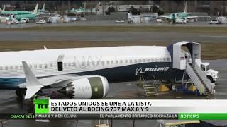 """Hay """"algunas similitudes"""" entre los accidentes de los Boeing 737 MAX en Indonesia y Etiopía"""