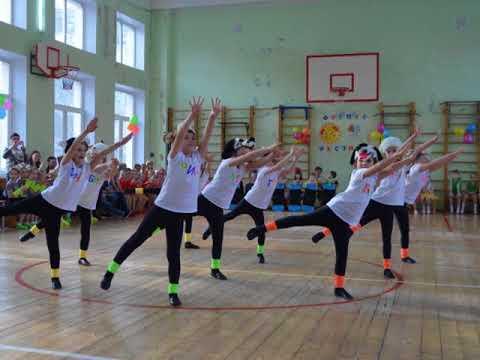 IV Городской Фитнес-фестиваль «Солнечный зайчик» для детей дошкольного возраста 3 поток