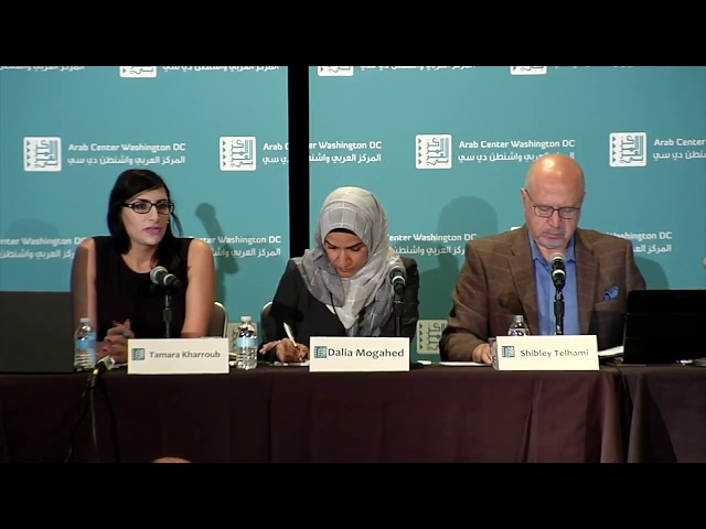 What Arabs Want: Arab Public Opinion and US Policy