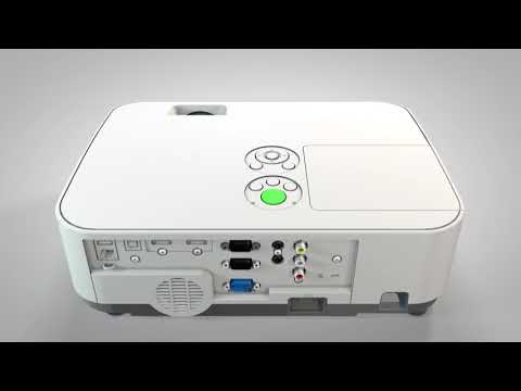 NEC Display Solutions|ME Series Multimedia Projector