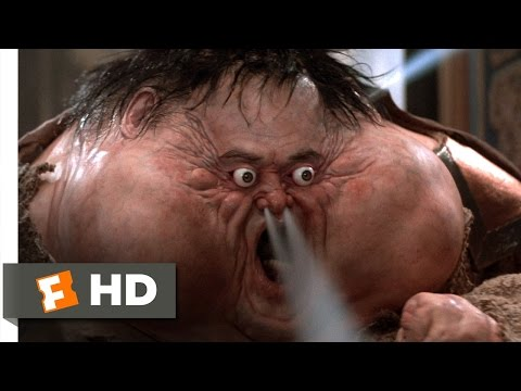 Big Trouble in Little China (5/5) Movie CLIP - All in the Reflexes (1986) HD