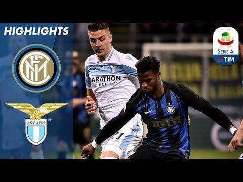 Inter 0-1 Lazio | Lazio climb to 5th after defeating Inter | Serie A