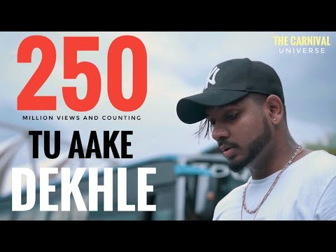 King - Tu Aake Dekhle | The Carnival | The Last Ride | Prod. by Shahbeatz | Latest Hit Songs 2020