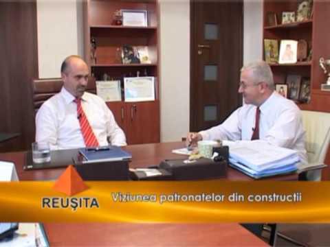 Emisiunea Reușita – Antonio Tache – 18 octombrie 2014