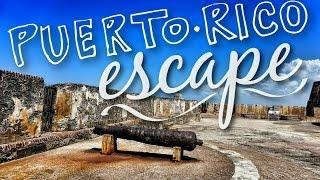 Puerto Rico Travel Vlog